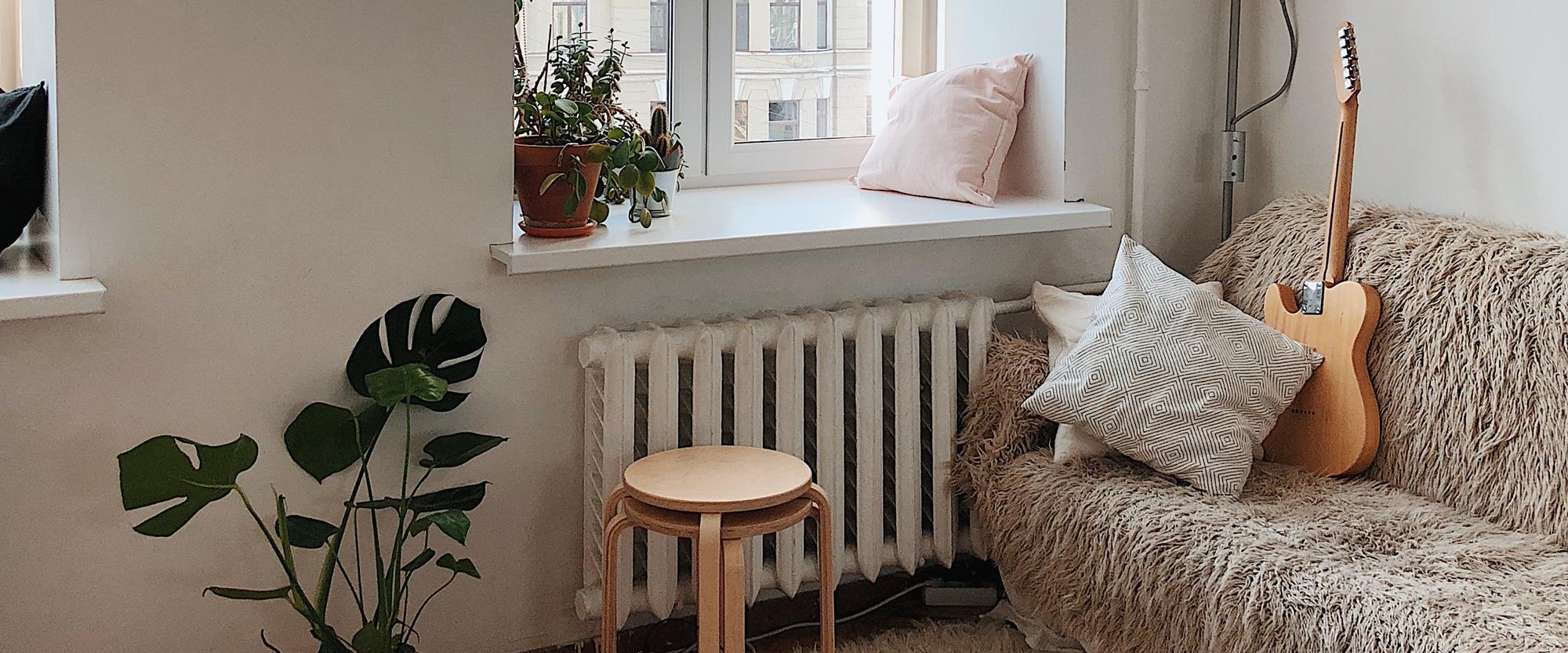 Je woonkamer duurzaam verbouwen