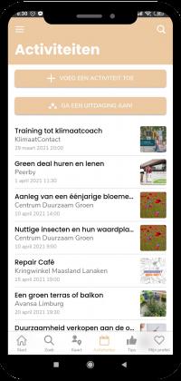 Ecolimburg - activiteiten