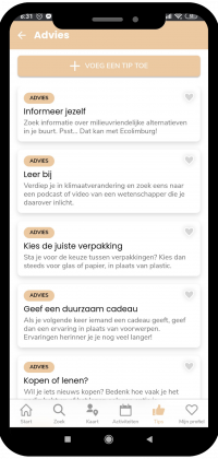 Ecolimburg - tips